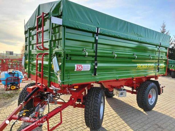 Przyczepa Pronar T653/2 6 ton T672 PT608 T672/2 PT610 PT612