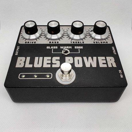 King Tone Blues Power - Overdrive