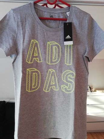 Koszulka adidas S oryginał nowa