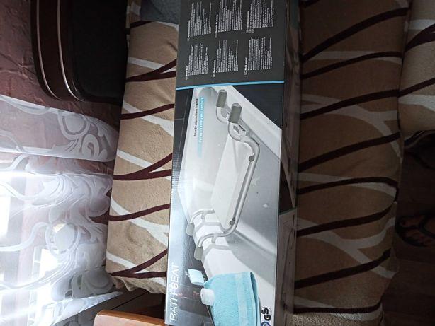 Krzesło na wannę z lidl-nowe