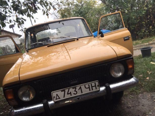 Москвич 412 1988г