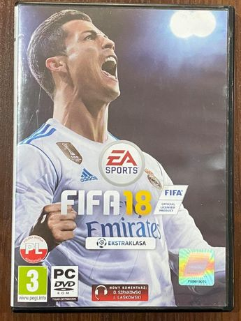 Gra komputerowa FIFA 18 PC