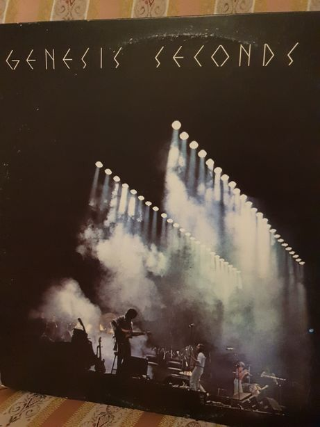 Genesis-Seconds...2Lp.