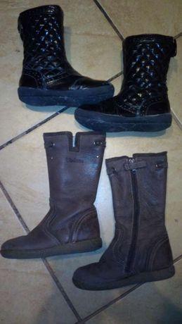 Kozaki kozaczki , buty zimowe 24