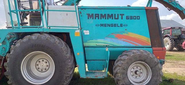 Mengele Mamut 6300
