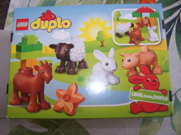 Lego Duplo 10522 Zwierzęta domowe