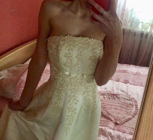 Свадебное,выпускное платье,3500руб