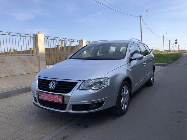 Volkswagen Passat B6 свіжий