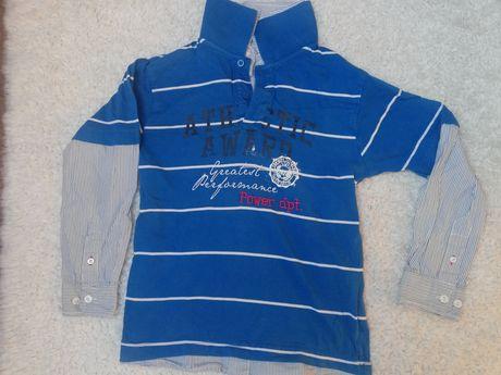 Bluzka sweter koszula