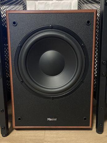 Magnat Monitor Supreme Sub 201A głośnik subwoofer wiśnia
