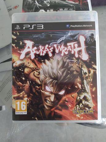 Asura's Wrath Ps 3 Wysyłka Gratis !
