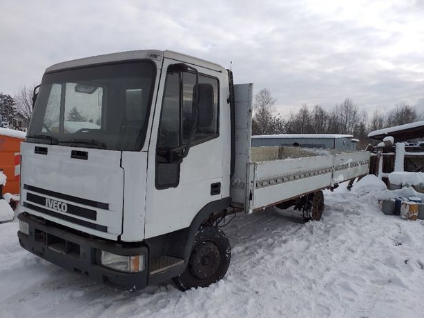 Samochód ciężarowy Iveco EuroCargo E80