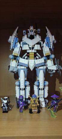 Лего набор 71738 . Робот Зейна .