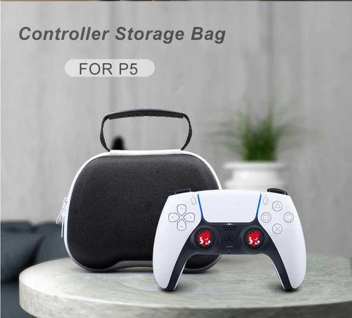 Bolsa p/ Comando DualSense PS5 & XBox One Material Resistente