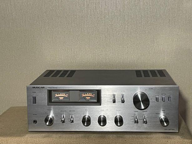 Высококачественный HI-FI усилитель MUSIC AIR MAP-5800 (2х60Вт/11кг)