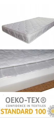 Materac do łóżeczka
