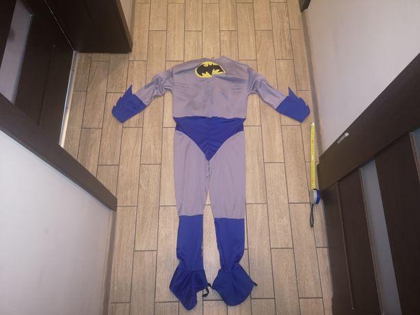 Strój Batmana Batman Arkham z maską roz. 6-8lat(116-128 cm)