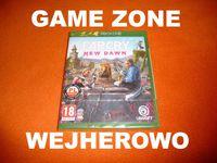 Far Cry New Dawn Xbox One + S + X = PŁYTA PL Wejherowo = FOLIA