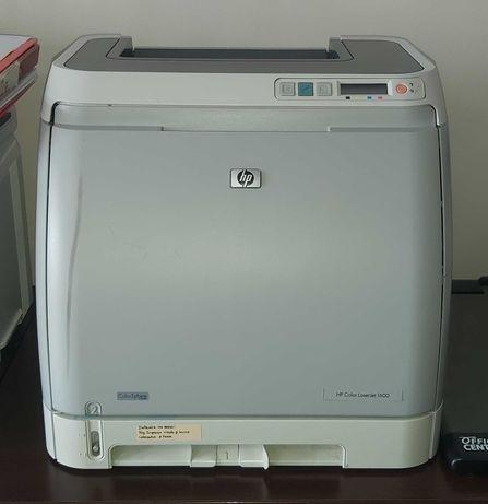 2 Impressoras HP Color Laserjet 1600 p/ Peças