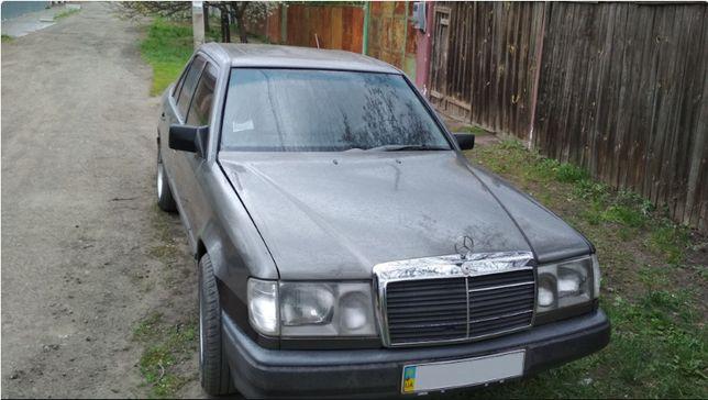 Mercedes-Benz E300 с ASD 1989