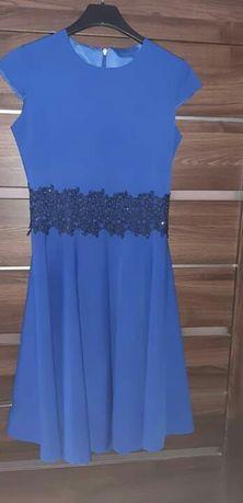 chabriwa sukienka r.158