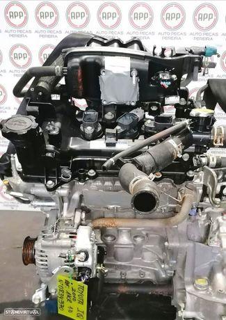 Motor Toyota IQ 1.0 de 2010, 1KR, aproximadamente 98 000 kms.