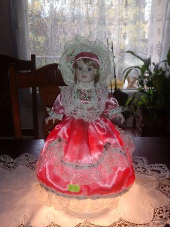 Lalka porcelanowa lampka (315)
