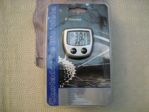 Cronómetro de Bicicleta
