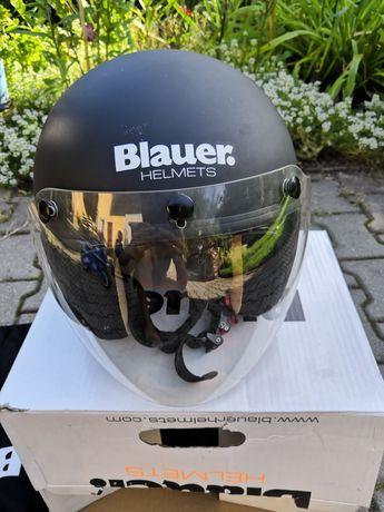 Kask motocyklowy Blauer M