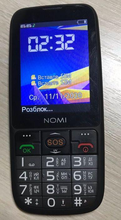 продам телефон NOMI i281+ Киев - изображение 1