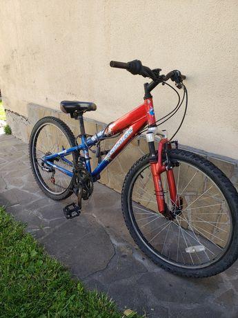 Велосипед Comanche Indigo hot подростковый, горний, детский,