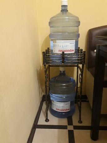Підставка для бутлів з водою