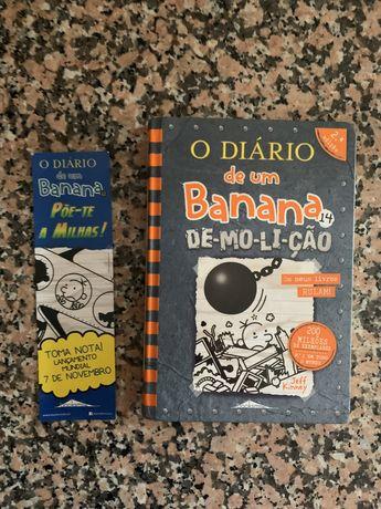 Diário do banana 14 - De-mo-li-ção