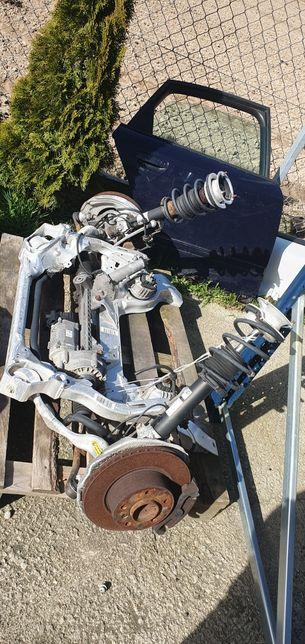 Bmw e87 kompletne przednie zawieszenie sanki amortyzator wahacz m-p
