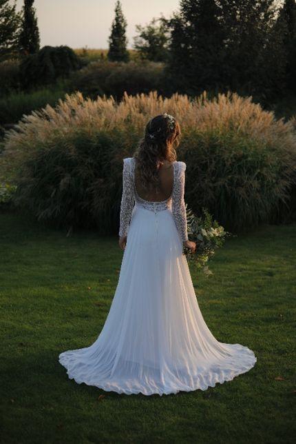 Zjawiskowa suknia ślubna MARYLISE, model: It was always you