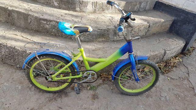 Велосипед детский 3-8 лет