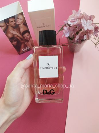 D&G Anthology L'Imperatrice 3, 100 мл