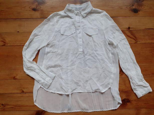 Koszula szyfonowy tył 134 cm