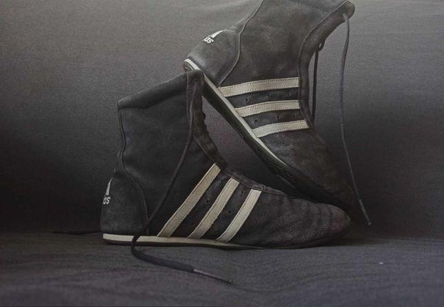 Размер 40(25.5 см), боксерки Adidas