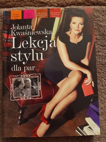 Lekcja stylu dla par - Kwaśniewska Jolanta