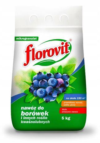 FLOROVIT добриво для чорниці (лохини) 5кг. Флоровіт