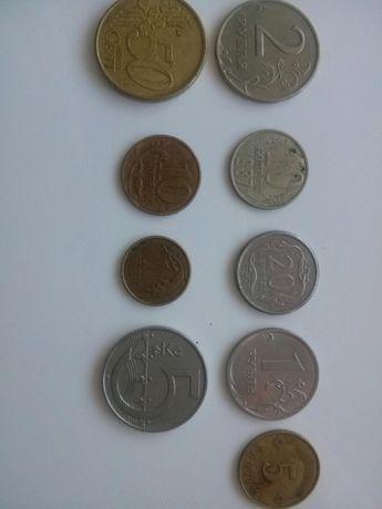 Монеты все за 100 грн.