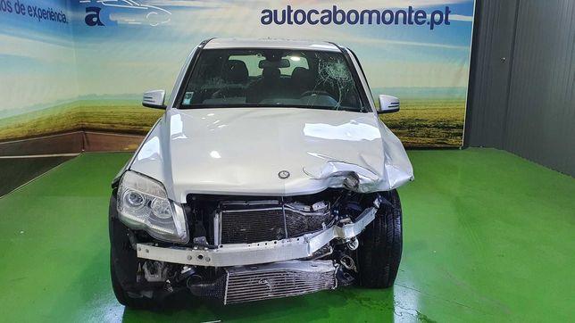 Mercedes - Benz GLK 220 CDI - Salvado