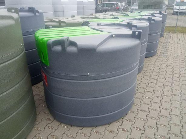 Dystrybutor do paliwa Zbiornik Fortis 1000 , 1500 L licznik pompa nowy