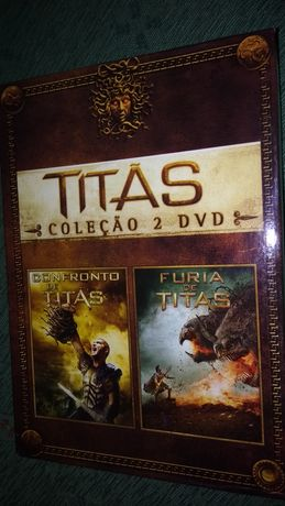 2DVD• Confronto & Fúria de TITÃS (Titans)