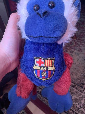 Małpa FC Barcelona