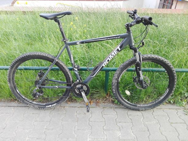 """Sprzedam rower """"Romet"""" 26 Rezerwacja do 24.11.2020 do godz 17.00"""