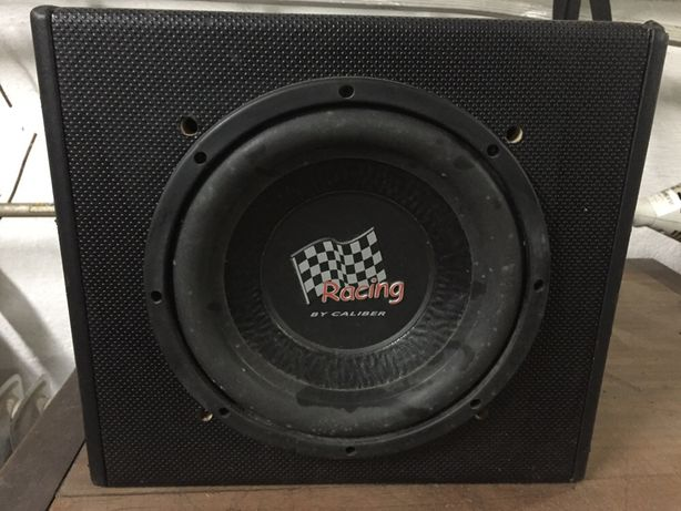 Subwoofer 500W + Amplificador
