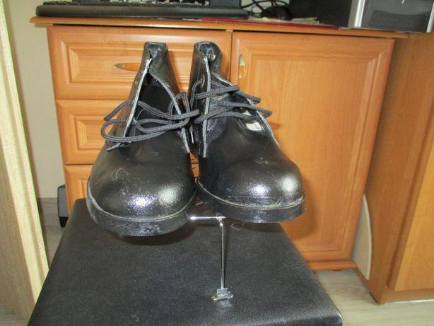 buty robocze skóra