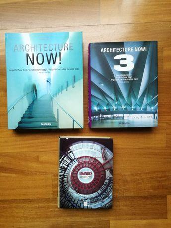 Livros Taschen de arquitectura e pintura quase novos!
